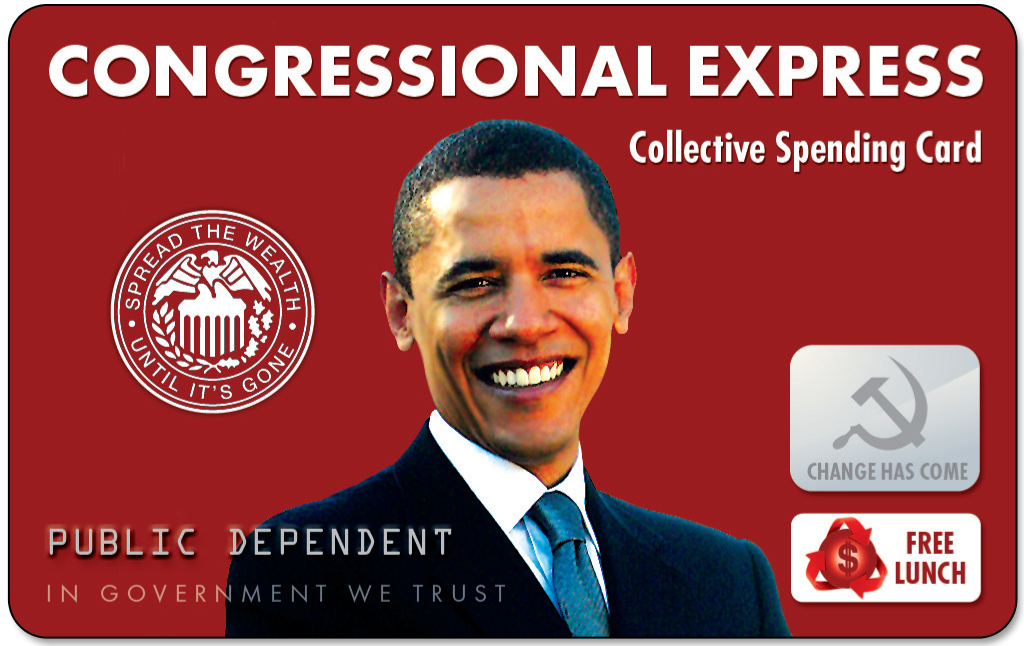 Obama Card - Promoter Package