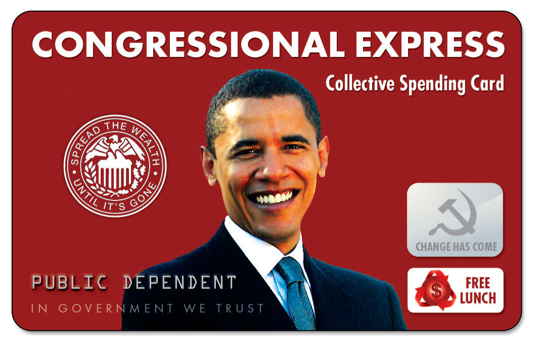 Obama Card - Elitist Package